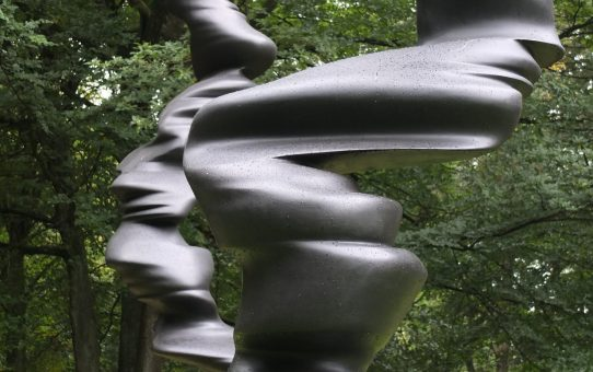Der Wuppertaler Skulpturenpark Waldfrieden